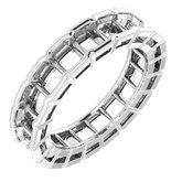 Channel-Set Eternity Band