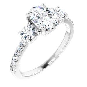 3-stone Classic - $3,504