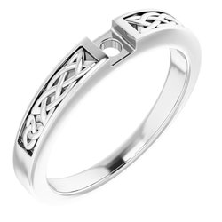 Celtic-Inspired Ring