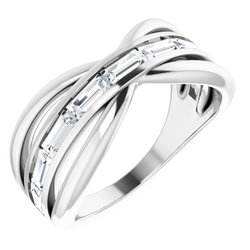Negative Space Ring