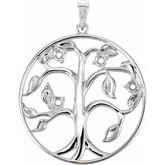 Family Tree Necklace or Pendant