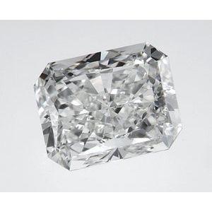 Radiant 0.90 carat I SI1 Photo
