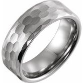 Faceted Design Band