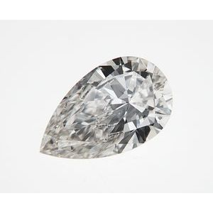 Pear Shape 0.40 carat I VS2 Photo