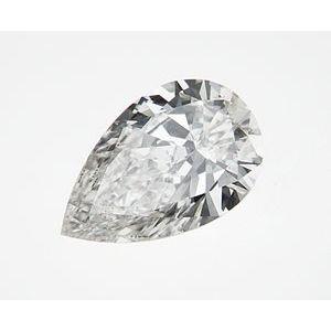 Pear Shape 0.41 carat H SI1 Photo