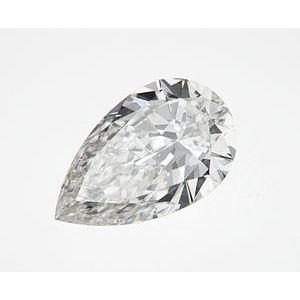 Pear Shape 0.40 carat H SI1 Photo