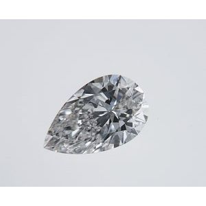 Pear Shape 0.32 carat J SI2 Photo