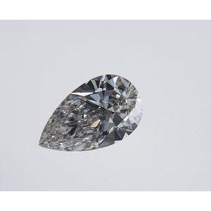 Pear Shape 0.39 carat J VS1 Photo