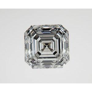 Asscher 1.01 carat H SI1 Photo