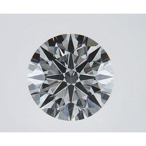 Round 1.61 carat J SI1 Photo