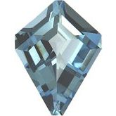 Kite Genuine Aquamarine (Notable Gems™ Matched Sets)