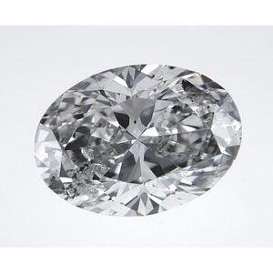 Oval 1.10 carat H I1 Photo