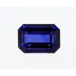 Sapphire Emerald 2.58 carat Blue Photo