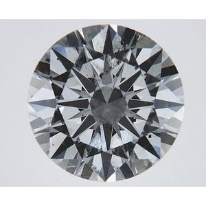 Round 2.01 carat G SI2 Photo
