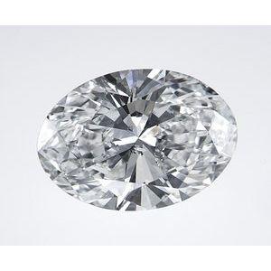 Oval 1.12 carat F I1 Photo
