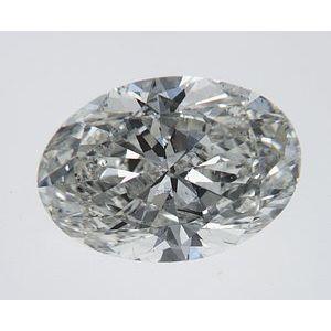 Oval 1.20 carat K I1 Photo