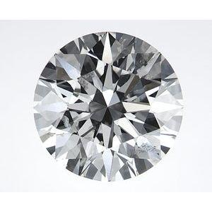 Round 2.00 carat J I1 Photo