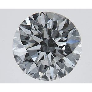 Round 1.04 carat G I1 Photo