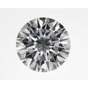 Round 1.10 carat G I1 Photo