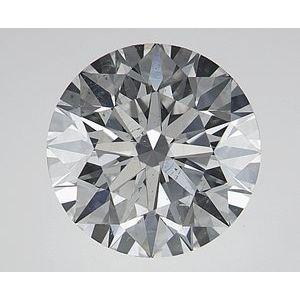 Round 1.61 carat G SI1 Photo