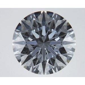 Round 2.53 carat D VVS1 Photo