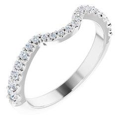 Rose-Cut Engagement Ring