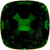 Antique Square Genuine Tsavorite Garnet (Notable Gems™)