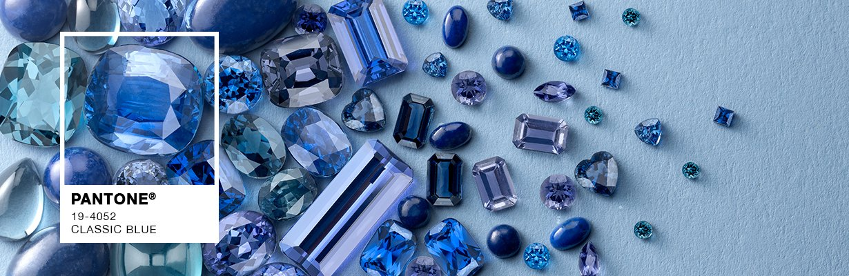2020 Pantone Color of the Year - Classic Blue