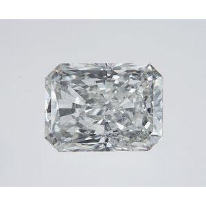 Radiant 1.01 carat H SI1 Photo