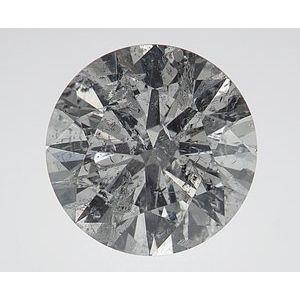 Round 1.78 carat G I1 Photo