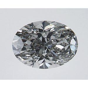 Oval 1.50 carat I VVS1 Photo