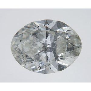 Oval 1.20 carat H SI2 Photo