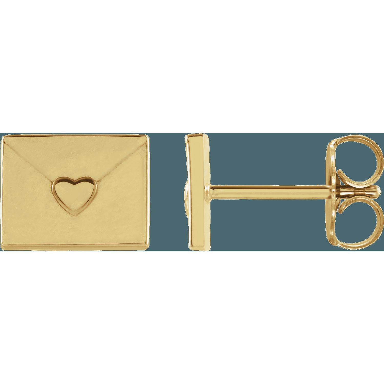 Heart-Felt Symbols | Heart Envelope