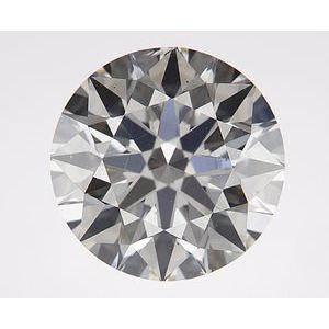Round 2.01 carat L SI1 Photo