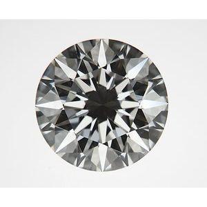Round 1.65 carat J VS1 Photo