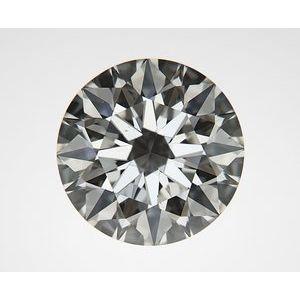 Round 2.52 carat L VS2 Photo