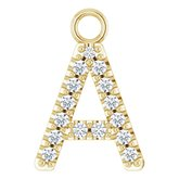 Accented Initial Dangle