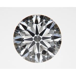 Round 0.60 carat F VS2 Photo