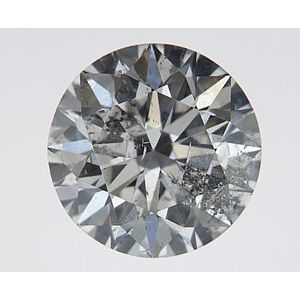 Round 0.70 carat G SI3 Photo