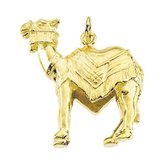 Nativity Camel Pendant