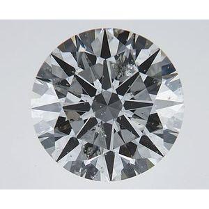 Round 1.70 carat I I1 Photo