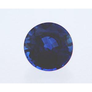 Sapphire Round 1.18 carat Blue Photo