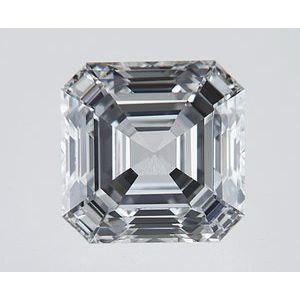 Asscher 1.03 carat G VVS1 Photo