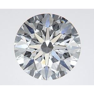 Round 1.60 carat I SI2 Photo