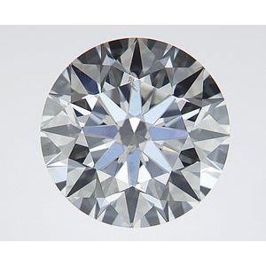 Round 1.60 carat H SI1 Photo