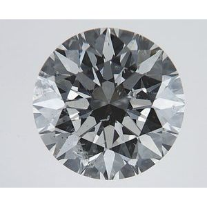 Round 1.60 carat J SI2 Photo