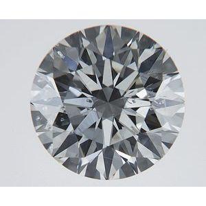 Round 0.60 carat G I1 Photo
