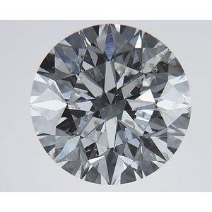 Round 1.70 carat G SI2 Photo
