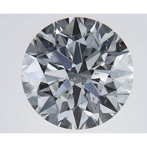 Round 1.74 carat G SI2 Photo