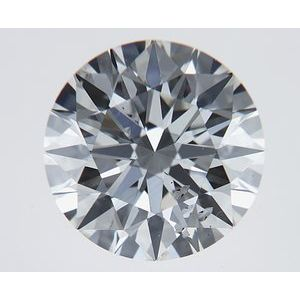 Round 0.77 carat I SI2 Photo